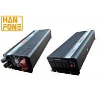 Wholesale Off Grid Solar Power System DC 12v 24v 48v Inverter Modified Sine Wave 4000W from china suppliers
