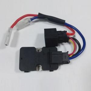 Wholesale Ben - Z AC blower heater fan resistor Regulator 0058205010 / 1408218451 / 9140010099 from china suppliers