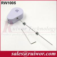 Buy cheap Supermarket Anti Theft Small Security Cable , Retail Display Security Cables from wholesalers