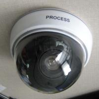 Wholesale Small white high tech security dummy dome wireless ip cameras with switchable On / Off LED from china suppliers