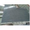 China Nero Impala Granite Stone Slabs Sesame Black Granite For Bathroom for sale