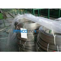 Wholesale ASTM A213 Stainless Steel Coiled Tubing 1.4404 / 1.4306 / 1.4407 For Gas Industry from china suppliers
