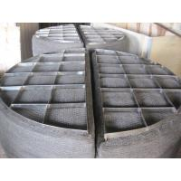 Buy cheap DEMISTER PAD / MIST ELIMINATOR / STAINLESS STEEL WIRE AND FLAT BAR from wholesalers