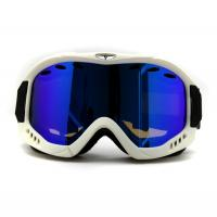 Wholesale Comfortable Blue Anti Fog Snow Goggles Women with Rotatable Buckle from china suppliers