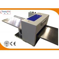 China Multi Splitter PCB Separator Automatic PCB Depanelizer with Circular Blades on sale