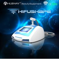 Buy cheap most effective portable HIFUSHAPE slimming machine for body slimming and body from wholesalers