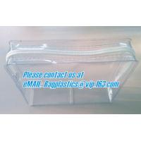 Wholesale zippered vinyl portable pvc cosmetic, vinyl pack bags, pvc bags, PVC Ice bag, pencil bags from china suppliers