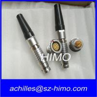 China 7 pin cable assembly with lemo electronic connector for sale