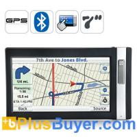 """Wholesale Navigo - 7"""" Touch Screen GPS Navigator (SiRF Star III Receiver Module) from china suppliers"""