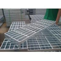 Wholesale Durable Q235 Outdoor Galvanized Steel Stair Treads High Strength Material from china suppliers