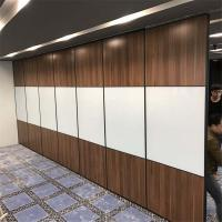 China Free Standing Plywood Double Top Plate Movable Partition Walls Under Suspended Ceiling on sale
