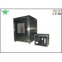 Buy cheap Lab ISO 834-1 Flame Test Apparatus For Steel Construction Fire Resistance Coating from wholesalers