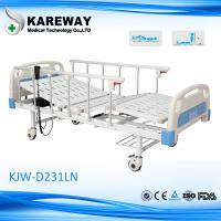 Quality Alumum Guard Rails Adjustable Medical Beds Two Motors , 250KGS Max Load for sale