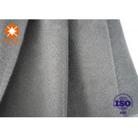 Wholesale White Needle Punched Felt PVC Dotted Nonwoven Polyester Felt Custom Width from china suppliers