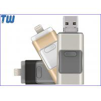 China 3IN1 16GB Pendrive Memory OTG Storage Disk for Smart Phone Tablet for sale