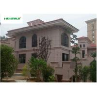 Weather Resistant Painting Exterior Walls External Wall Paint Fluorocarbon Self Cleaning Of