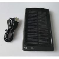 China 5V 3Ah Portable iPhone/ PSP solar Powered backup for sale