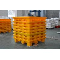Wholesale 4 Drum Spill Containment pallets , Spill Pallet and Spill Deck for IBC Drum Spill containments from china suppliers