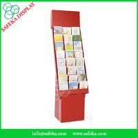 Buy cheap Creative design China Manufacturer Paper material shelf cardboard point of sale from wholesalers