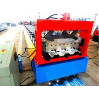 Wholesale High Speed Metal Deck Roll Forming Enquipment Color Steel With Japan Panasonic PLC System from china suppliers