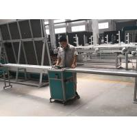 Wholesale Flexible Aluminum Cutting Saw Machines , Low Noise Insulating Glass Production Line from china suppliers