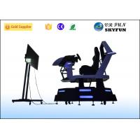 Wholesale High Definition 9D Cinema Simulator , Car Racing Games Simulator For Game Center from china suppliers