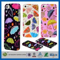 Wholesale Colorful Umbrella Hard Skin Cover Shell Apple Cell Phone Cases For Iphone 5G 5 5S from china suppliers