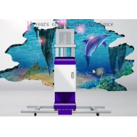 Wholesale Epson TX800 Nozzles 400ml ink 15㎡/h Wall Mural Printer from china suppliers