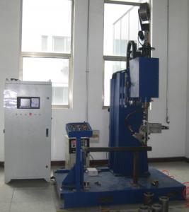 China Rotary Gun Roll Welding Machine Arc Welding Type 200-400mm Workpiece Range on sale