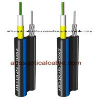 Wholesale Figure 8 Outdoor Multimode Fiber Optic Cable Central Loose Tube With Yarn from china suppliers