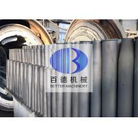 China Professional Silicon Carbide Tube Burner Nozzle 300 - 500mm Long Abrasion Resistant for sale