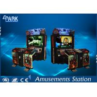 Virtual Reality Shooting Arcade Machines Indoor Recreation Game For Amusement Park for sale
