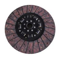 China Good quality 340mm clutch disc 85-1601130 for Russia Belarus tractor for sale