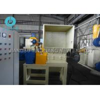 Wholesale Mobile Aluminum Shredder Equipment Double Shaft Type Horizontal from china suppliers