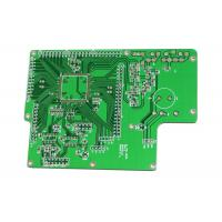 Wholesale Lightweight 94v0 PCB Board Green Mask Rogers 5880 0.254mm 0.2mm Hole Size from china suppliers