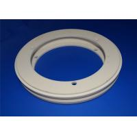 Wholesale Stabilized Zirconia ZrO2 Ceramic Seal Rings Big Diameter With Wear Resistant Material from china suppliers