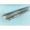 Wholesale Square Shape Waterproof Aluminium Floor Strips / Aluminum Carpet Trim from china suppliers