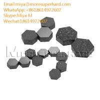 Wholesale CVD Diamond Die Blanks for wire drawing of metal miya@moresuperhard.com from china suppliers