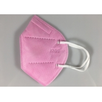 Wholesale Sell Well New Type Disposable Kn95 Pink Dust Mask With Valve from china suppliers