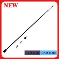 Buy cheap Roof Mount Replacement Car Antenna Black Chrome Copper Mast Three Conversion from wholesalers