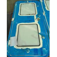Buy cheap Tugboat Single Leaf Aluminum Marine Weathertight Door With LR Approval from Wholesalers