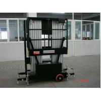 Wholesale Professional Mobile Elevated Working Platforms For 2 Persons 12 Meter Height from china suppliers