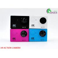 Wholesale H9 Ultra Hd 4k Action Camera, 4k Underwater Video CameraWith Wide Angle Lens from china suppliers