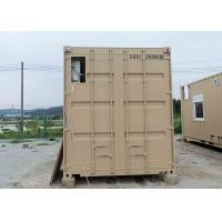 China Lightweight Custom Container House Apartment / Philippines Villa Mobile Home on sale