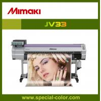 Wholesale Mimaki JV33 Large Format Printer,1.6m eco solvent printing machine. from china suppliers