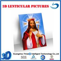 Wholesale 3d jesus 13D lenticular picture(stock) from china suppliers