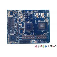Wholesale High Temperature FR4 TG170 PCB , 4 Layer Two Sided PCB For Computer Main Board from china suppliers