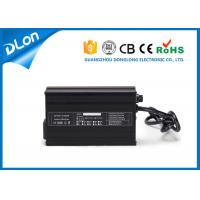 Wholesale Alumium case 12V battery chargers 3 stage model CC CV trickle charger 1amp to 6amp from china suppliers
