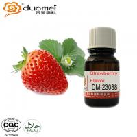 Buy cheap Fresh Bright Sweet Strawberry Dairy Soft Drink Flavours from wholesalers