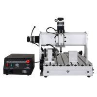 4 Axis CNC Lathe Milling Machine For No More Than 70mm Thickness Materials